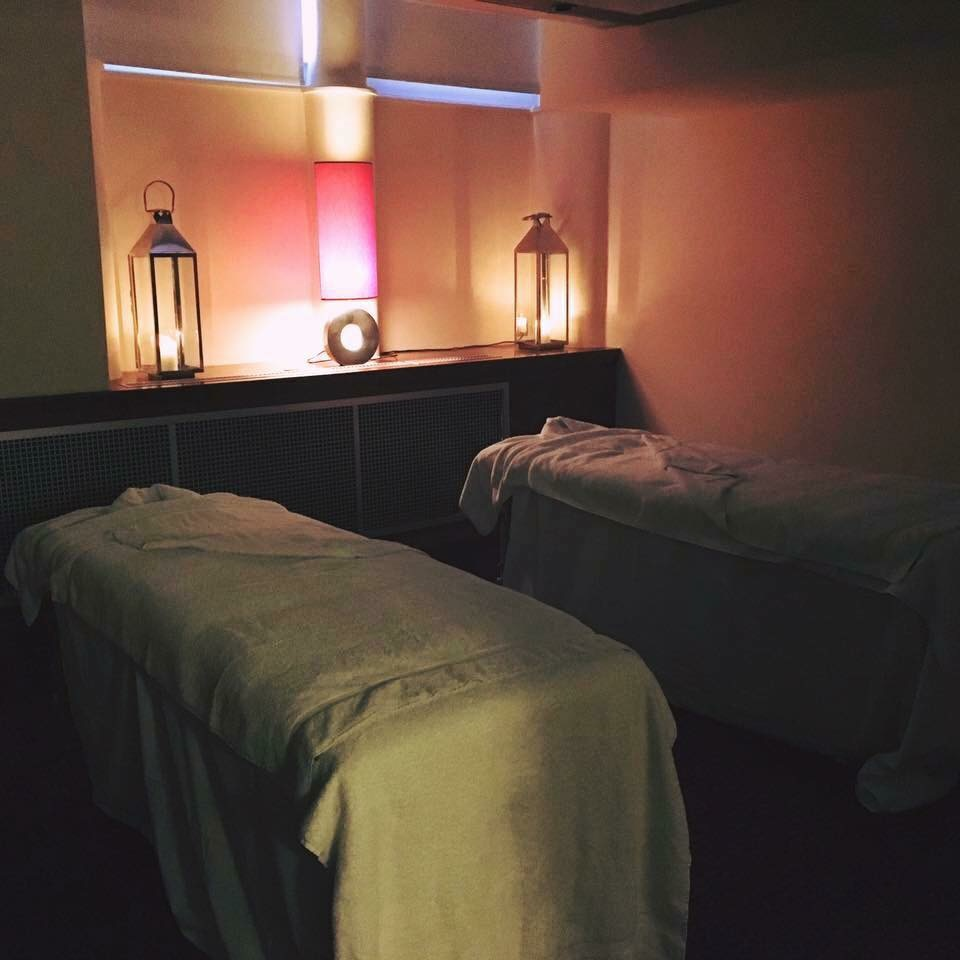 Treatment Tables at Escape Spa Manchester