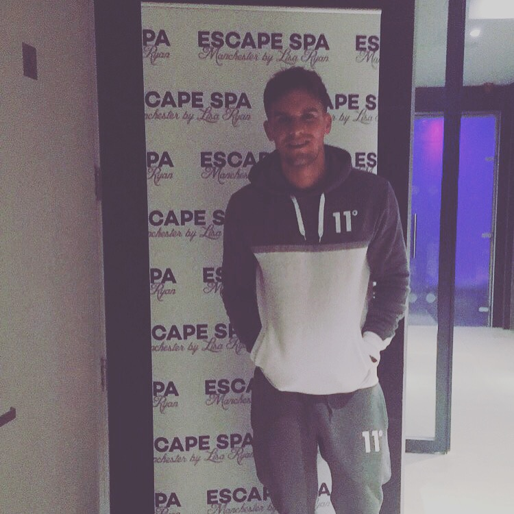 Guest at Escape Spa Manchester